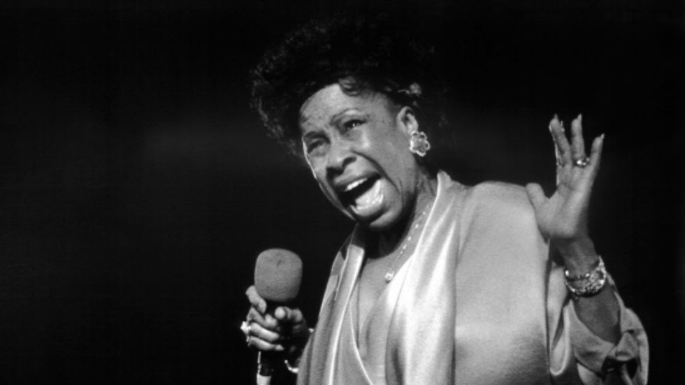 Jazz entre amigos - Betty Carter