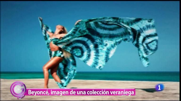 Más Gente  - Beyonce triunfa en la publicidad