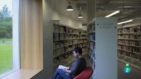 Página Dos - La biblioteca - Biblioteca Centro Carlos Santamaría, Donostia
