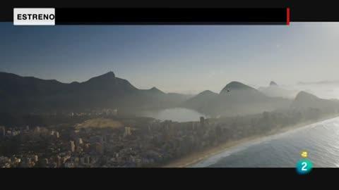 'Bienvenidas a Brasil'