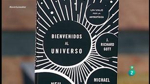 La Aventura del Saber. Libros recomendados. Bienvenidos al Universo