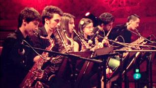 La aventura del saber. TVE. Sant Andreu Jazz Band.