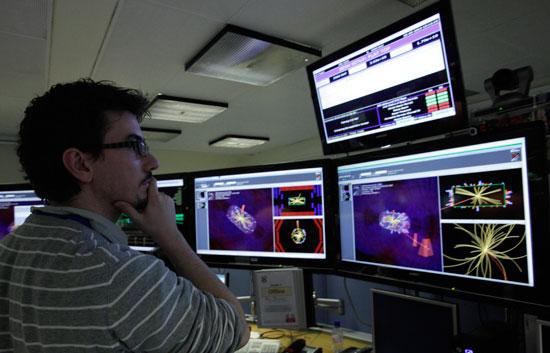 El LHC genera energías similares a los instantes posteriores al Big Bang