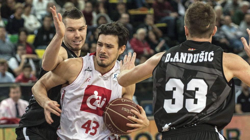 Bilbao Basket 71 - CAI Zaragoza 82