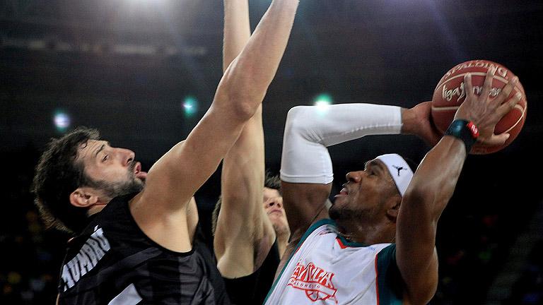 Bilbao Basket 89 - Baloncesto Sevilla 61