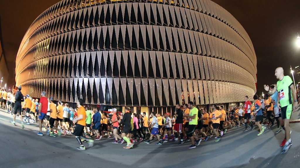 Atletismo - Bilbao Night Maratón 2017