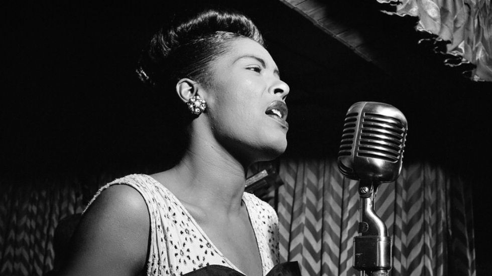 Jazz entre amigos - Billie Holiday (Parte 2)