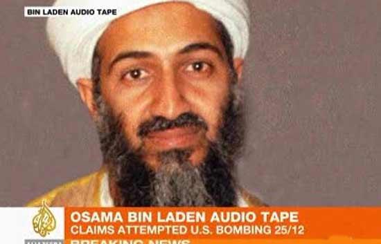Bin Laden reivindica el atentado fallido de Detroit