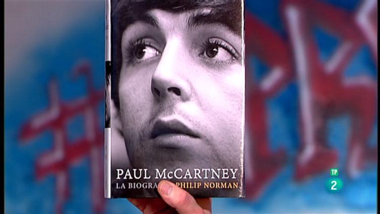 La Aventura del Saber. TVE. Libros recomendados. La biografía de Paul McCartney