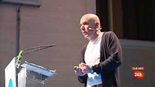 Cámara abierta 2.0 - InterQué y los Bitácoras 2012, El último vagón, los Lovie Awards, y el doctor Eduard Estivill - 01/12/12