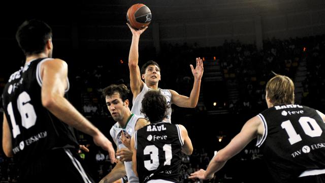 Bizkaia Bilbao 78-72 FIATC Mutua Joventut