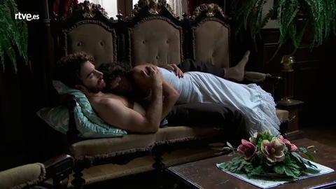 Acacias 38 - Blanca y Diego pasan su primera noche juntos