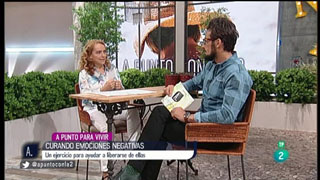 A punto con La 2 - A punto para vivir - Blanca Mas - Curando emociones negativas