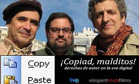 El blog de '¡Copiad, malditos!'