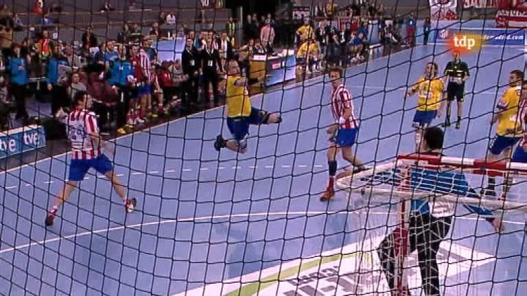 Balonmano - Liga de Campeones EHF - BM At. Madrid-RK Cimos Koper