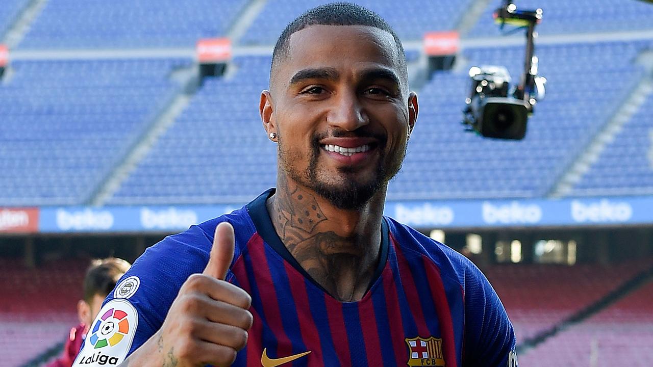"""Boateng: """"No podía decir que no al Barça"""""""