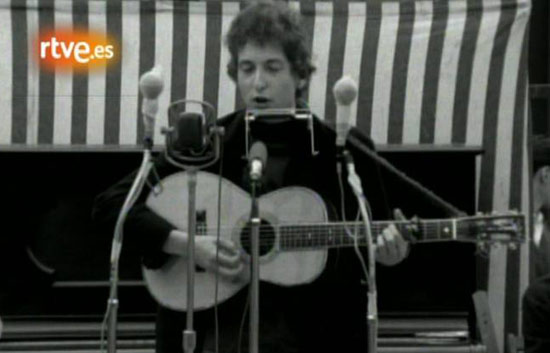 Bob Dylan: la otra cara del espejo
