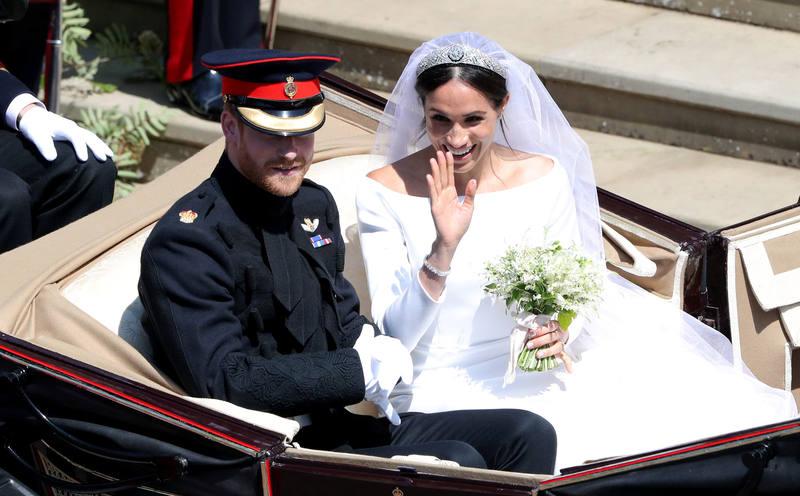 Resultado de imagen para boda real enrique y meghan