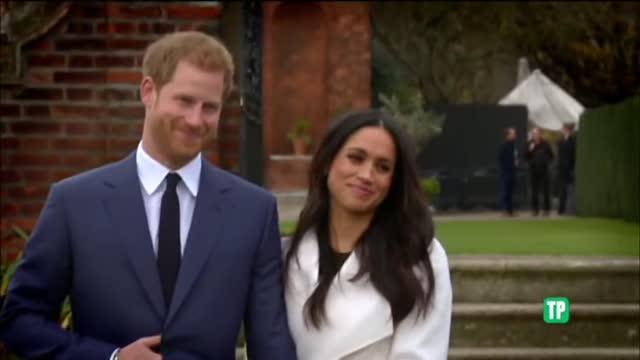 La boda del Príncipe Harry y Meghan Markle, este sábado en directo en La 1