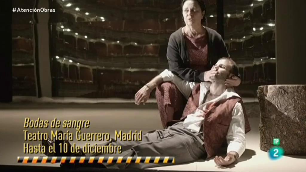 """Atención Obras - """"Bodas de Sangre"""" del director argentino Pablo Messiez"""