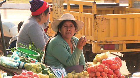 Pueblo de Dios - Bolivia: sembrar esperanza