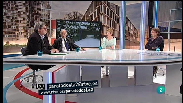 Para Todos La 2 -  Debate: Bombardeos sobre Barcelona