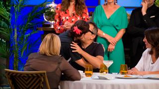 MasterChef Celebrity 2 - El bonito encuentro entre Silvia y Buenafuente