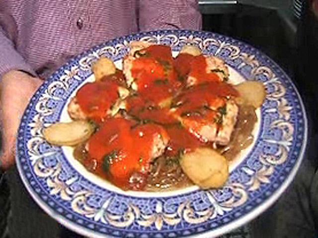 España Directo - Bonito con tomate y cebolla