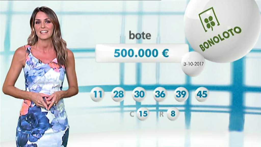 Bonoloto + EuroMillones - 03/10/17