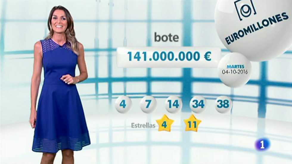 Bonoloto + EuroMillones - 04/10/16