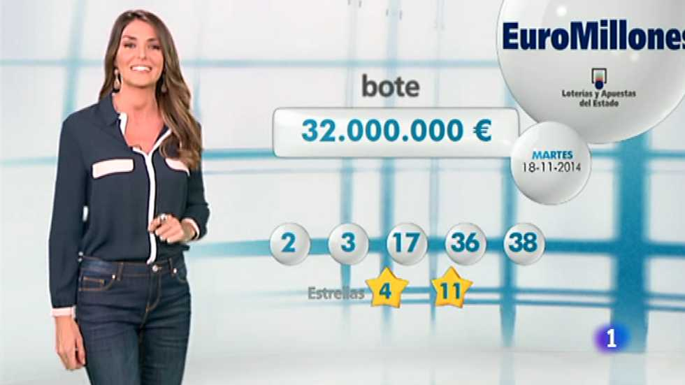 Bonoloto + EuroMillones - 18/11/14