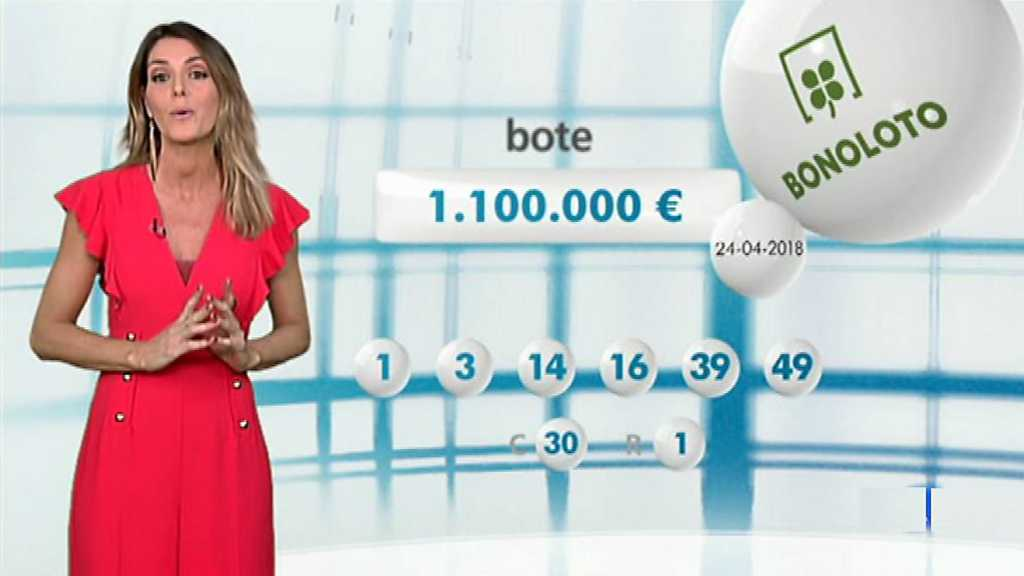 Bonoloto + EuroMillones - 24/04/18
