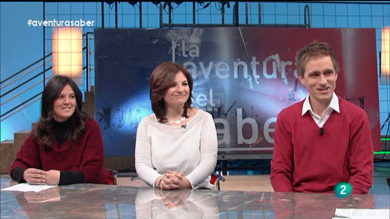 La Aventura del Saber. Philip Bruchner, Silvia Corchero y Ana Palomino. Bosquescuela