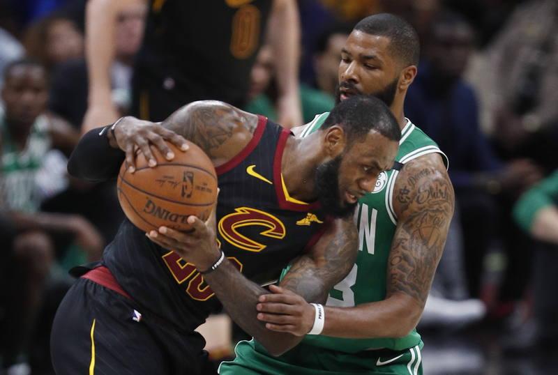 Finales NBA | James y Cavaliers arrollan a Celtics y ...