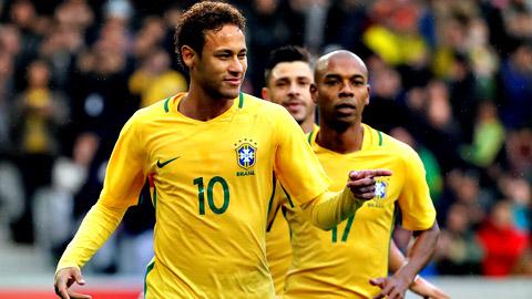 Brasil resuelve en la primera parte el duelo amistoso ante Japón