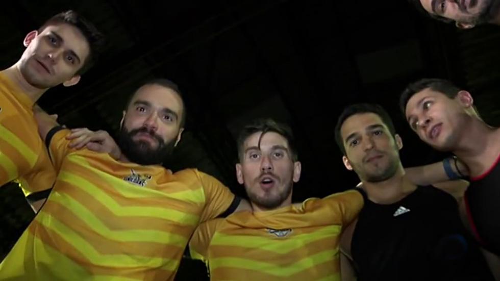 En Brasil se ha formado un equipo de fútbol solo de homosexuales
