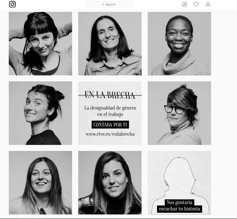 'En la brecha' es un webdoc de Playz que retrata desigualdades de género en entornos laborales