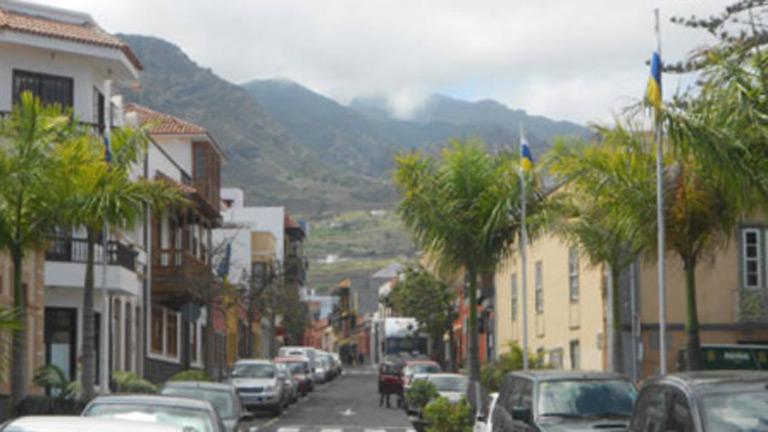 Conectando España - Buenavista del Norte (Tenerife)