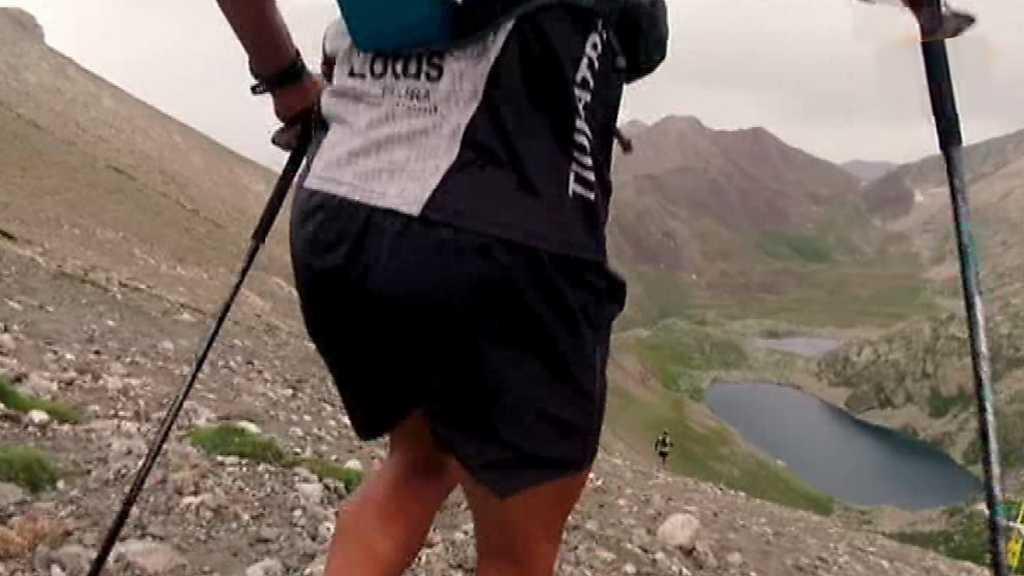 Carrera de montaña - Buff Epic Trail 2017