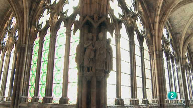 La luz y el misterio de las catedrales - Burgos (Catedral de Santa María)
