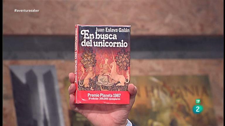 La Aventura del Saber. TVE. Libros recomendados. En busca del unicornio