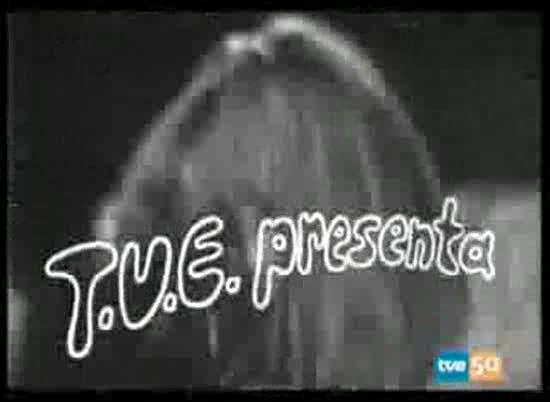 Cabecera del programa 'Nada se pierde, todo se transforma' (1969)