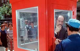 La cabina, íntegra, con presentación de Mercero y López Vázquez