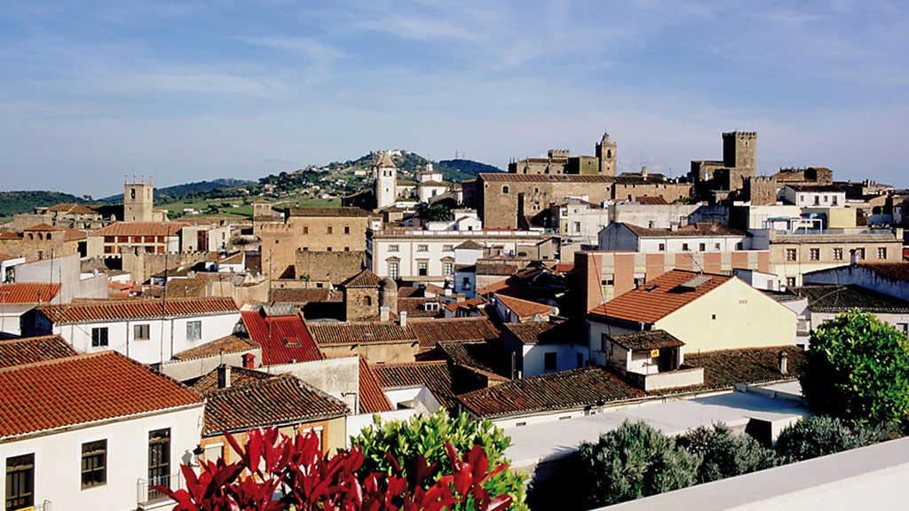 Ciudades españolas Patrimonio de la Humanidad - Cáceres
