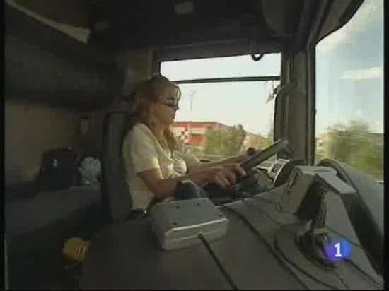 Cada vez hay menos camioneras