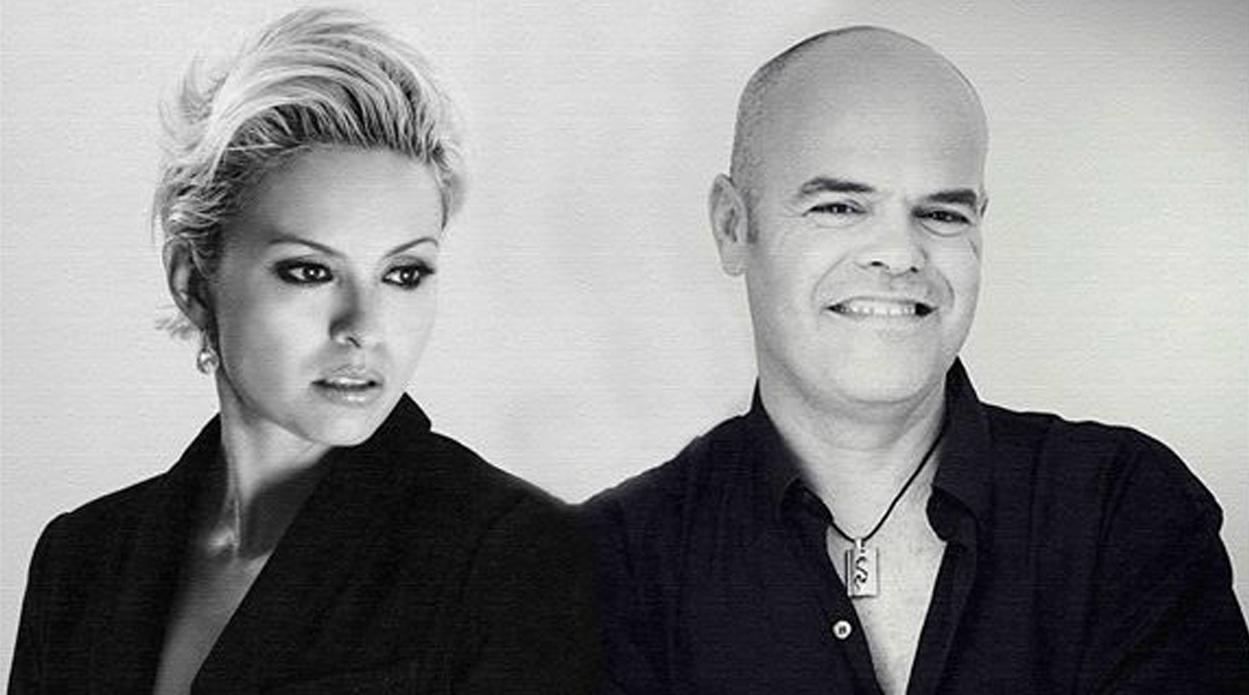Elena Rivera y Jorge Robaina en 'Café Zimmermann'