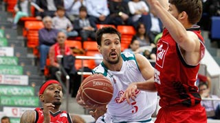 CAI Zaragoza 91-87 Baloncesto Sevilla