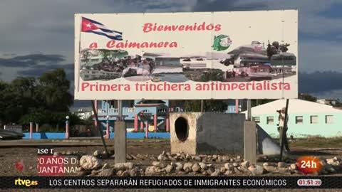 """Caimarena, Cuba, """"La primera trinchera antiimperialista"""""""