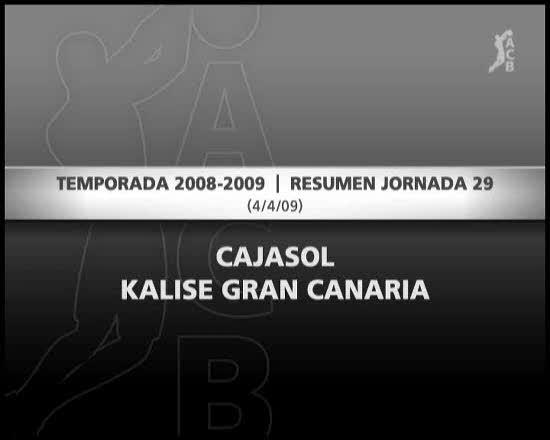 Cajasol 89-81 Gran Canaria