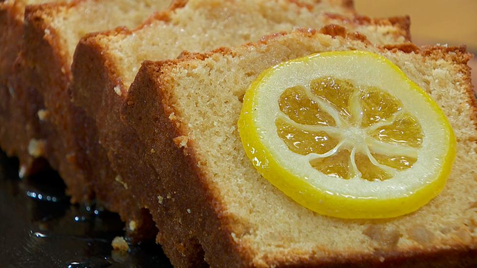 Torres en la cocina - Cake de limón